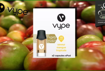 REVUE / TEST: Tropical Mango di Vype