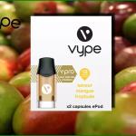 REVUE / TEST : Mangue Tropicale par Vype