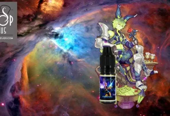 REVIEW / TEST: Orion (Galactik Range) door Flavor-Hit