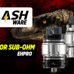 FLASHWARE: Δεξαμενή Sub-Ohm Raptor (Ehpro)