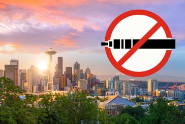 """ארה""""ב: באן סיגריה בסיאטל? החנויות מרד ולומר """"לא""""!"""