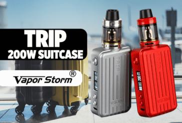 BATCH INFO: Trip 200W Suitcase TC (Vapor Storm)