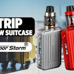 מידע על BATCH: Trip 200W מזוודה TC (סערת אדים)