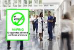 UNITED KINGDOM: Vape shops open in NHS hospital sites!