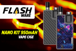 ПРОГРАММНОЕ ОБЕСПЕЧЕНИЕ: Nano Kit 950mAh (Vape Cige)