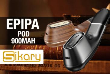 ΠΛΗΡΟΦΟΡΙΕΣ ΠΕΡΙΓΡΑΦΗ: Epipa Pod 900mAh (Sikary)