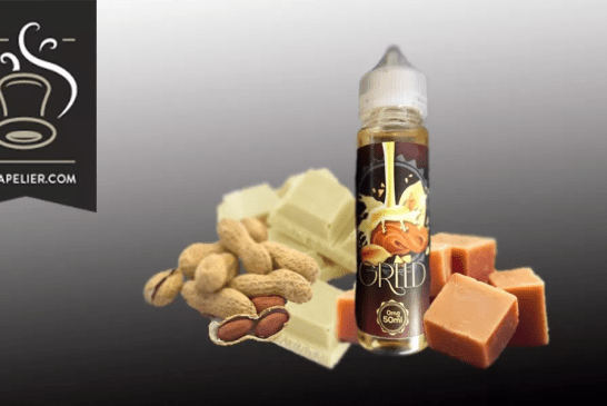RÜCKBLICK / TEST: Gier von Vap Land Juice
