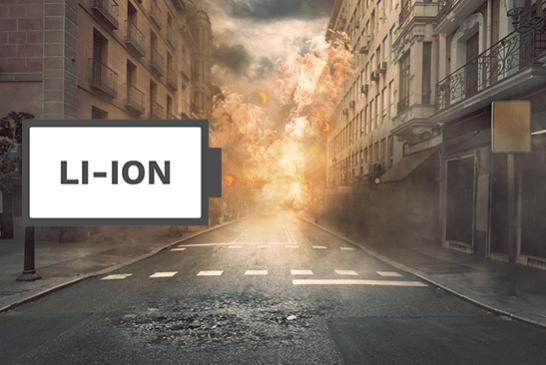 SOCIÉTÉ : Plusieurs explosions d'accus sèment le doute sur l'e-cigarette !