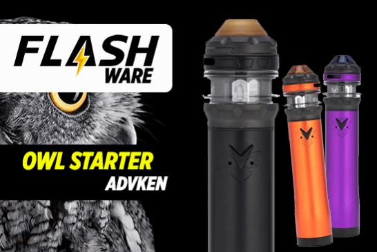 FLASHWARE : Owl Starter (Advken)