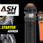 פלאשואר: Starter ינשוף (Advken)