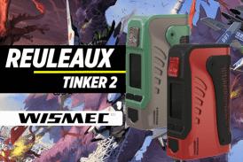 Информация о партии: Reuleaux Tinker 2 (Wismec)