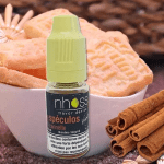 REVUE / TEST: Cinnamon Speculos (מגוון גורמי נוזלים גורמה) מאת Nhoss