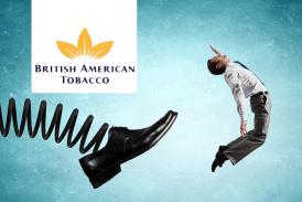 经济:英美烟草宣布取消全球2300邮政!