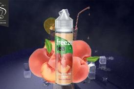 REVUE / TEST:Made in Vape的黑冰茶桃(冷冻茶)