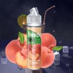REVUE / TEST: Black Ice Tea Peach (Freeze Tea Range) di Made In Vape