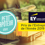 ECONOMIE: Le Petit Vapoteur, de Franse leider van e-sigaretten, is kandidaat voor de EY Ouest Entrepreneur Award!