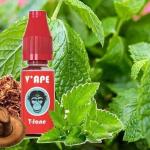 REVUE / TEST : T-Jane (Gamme Red) par V'ape