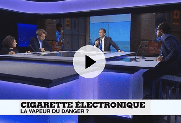 SOCIETY: E-cigarette, the steam of danger? A France 24 show that gives clear answers!