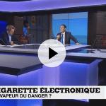 ОБЩЕСТВО: электронная сигарета, пар опасности? Шоу France 24, которое дает четкие ответы!