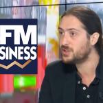 חברה: ז'אן מורוד מגן על הסיגריה האלקטרונית בשידור חי ב- BFM Business!