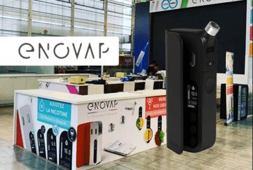 ТЕХНОЛОГИЯ: Enovap, умная электронная сигарета с множеством улучшений!