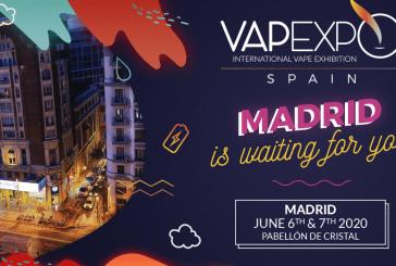 VAPEXPO SPANIEN - Madrid (Spanien)