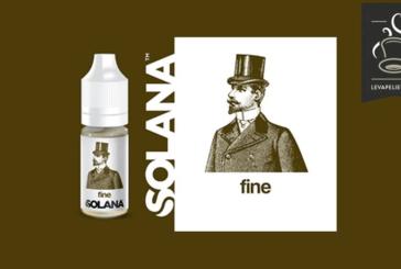 RECENSIONE / PROVA: Fine di Solana