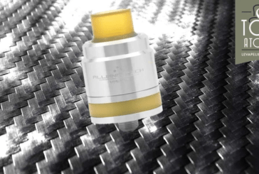 REVUE / TEST : The Flave Tank par AllianceTech Vapor