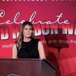 USA: E-Zigarette und Drogenabhängigkeit, Melania Trump greift den Vape erneut an!