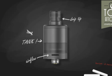 REVIEW / TEST: Precisio RTA Black Carbon by BD Vape