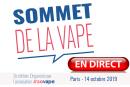 现场直播:当天在3me Sommet de la Vape举行的活动!