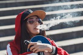 VEREINIGTES KÖNIGREICH: 40% der Geschäfte verkaufen illegal E-Zigaretten an Minderjährige!