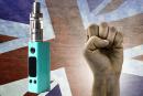 REGNO UNITO: La sigaretta elettronica ha aiutato più di 60.000 a smettere di fumare!