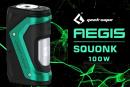 מידע על BATCH: Aegis Squonk 100W (Geek Vape)