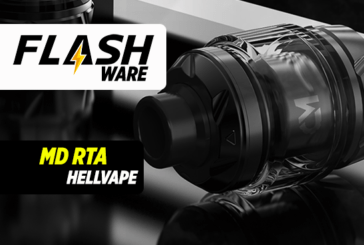 FLASHWARE : MD RTA (Hellvape)