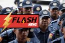 FILIPPIJNEN: De president vraagt de politie om degenen die in het openbaar verdampen te stoppen!