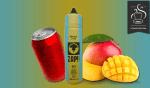 REVUE / TEST : Mango Cola (Gamme Vintage Cola) par ZAP JUICE