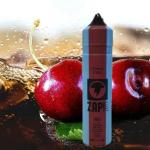 REVUE / TEST : Cherry Cola (Gamme Cola Vintage) par Zap Juice