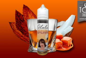 REVIEW / TEST: Guilty Pleasure (Adventurer Range) door Olala Vape
