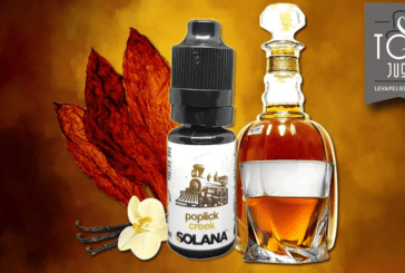 RECENSIONE / PROVA: Poplick Creek (Ready to Vape Range) di Solana
