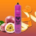 REVUE / TEST : Passionfruit Zest (Gamme ZAP! 50ml) par ZAP JUICE