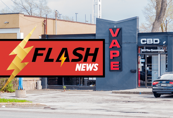 CANADA: Public health reflects on accessibility of e-cigarette during pandemic