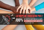 SOLIDARITÉ COVID-19: Vapoteurs.net e Levapelier.com offrono una comunicazione gratuita al 100%!