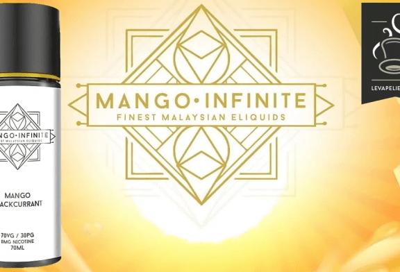 REVIEW / TEST: Mango Blackcurrant by Mango Infinite - My's Vaping