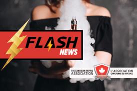 COVID-19: Считает ли Квебек вейпинг важной услугой?