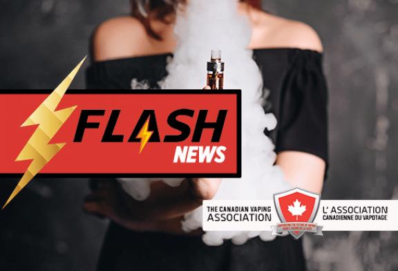 COVID-19 : Québec v'a t'il considérer le vapotage comme service essentiel ?