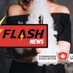 COVID-19: Quebec considera lo svapo un servizio essenziale?
