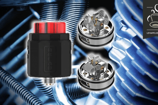 REVIEW / TEST: Dread BF RDA by Damnvape