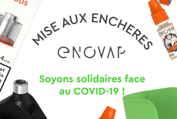 COVID-19: The start-up Enovap launches a solidarity operation on Facebook!