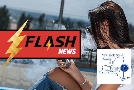 COVID-19 : Vers une interdiction de l'e-cigarette et du tabac à New-York ?